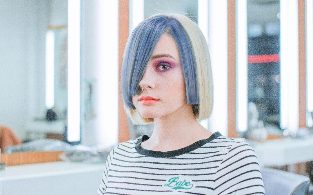 自己染髮 髮廊染髮