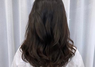 資生堂染髮
